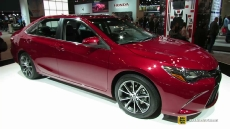 2015 Toyota Camry XSE at 2014 New York Auto Show