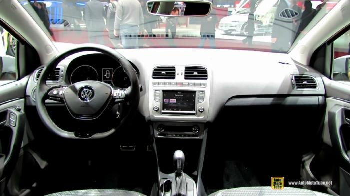 2014 Volkswagen Cross Polo At 2014 Geneva Motor Show