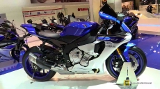 2015 Yamaha YZF-R1 at 2014 EICMA Milan Motorcycle Exhibition
