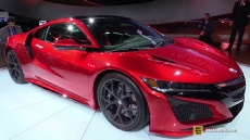 2016 Acura NSX at 2015 Detroit Auto Show