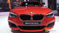 2016 BMW M135i xDrive at 2015 Geneva Motor Show
