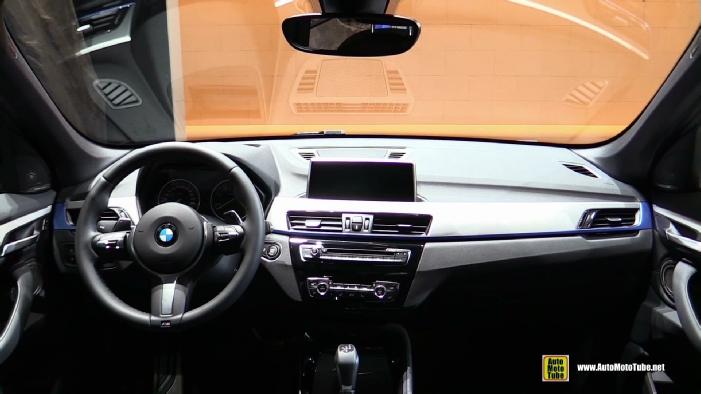 Original 2016 BMW X1 XDrive 20d M Sport At 2015 Frankfurt Motor Show