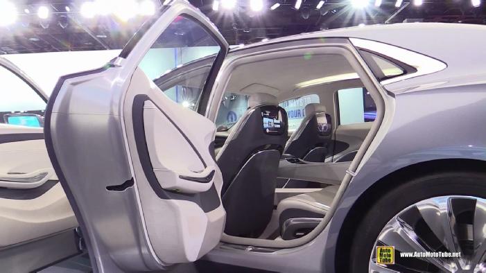 Buick Avenir Concept At 2015 Detroit Auto Show