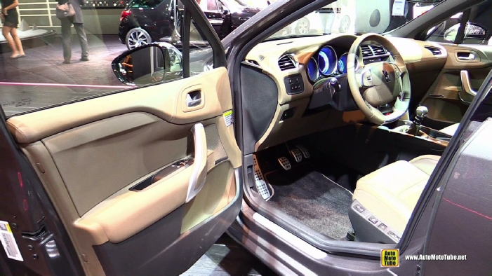 2016 Citroen Ds4 At 2015 Frankfurt Motor Show