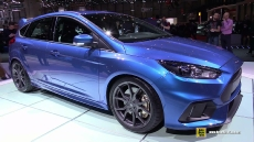 2016 Ford Focus RS at 2015 Geneva Motor Show