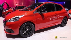 2016 Peugeot 208 Allure at 2015 Geneva Motor Show
