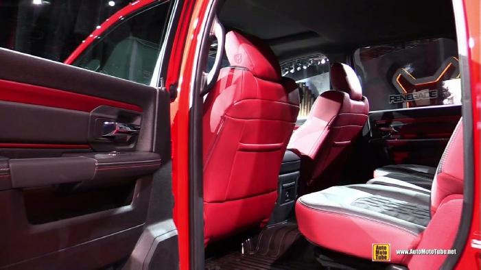 2016 Ram 1500 Rebel At 2015 Detroit Auto Show