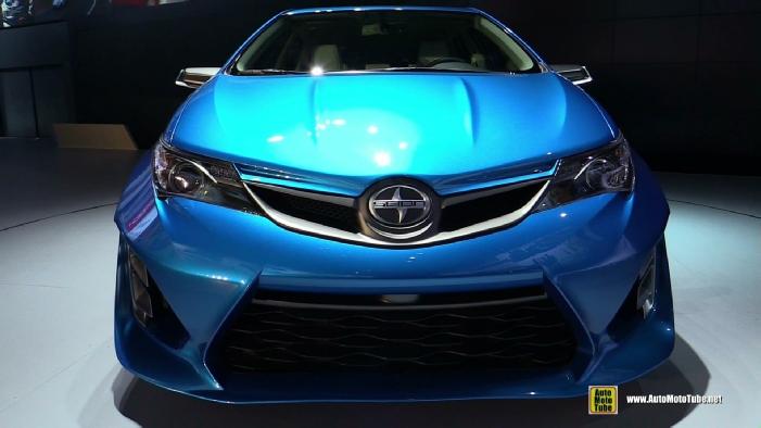 2016 Scion Im Concept At 2014 Los Angeles Auto Show