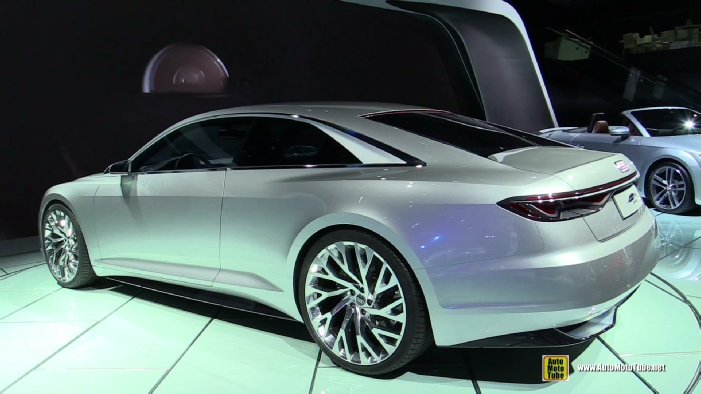 2016 audi a9 prologue at 2014 los angeles auto show. Black Bedroom Furniture Sets. Home Design Ideas