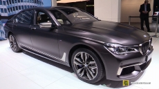 2017 BMW M760Li xDrive at 2016 Geneva Motor Show