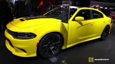 2017 Dodge Charger Daytona at 2017 Detroit Auto Show