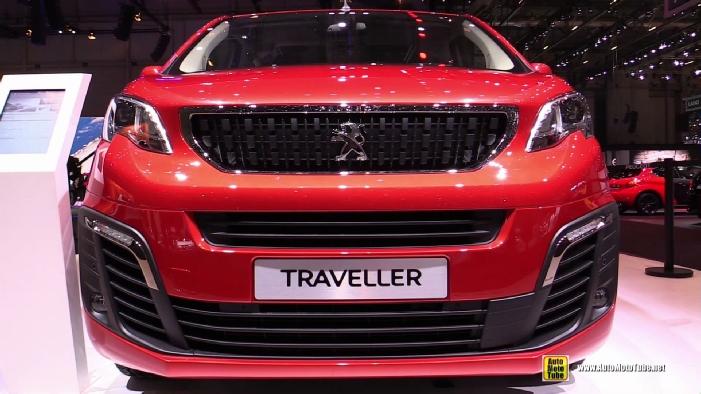 2017 Peugeot Traveller At 2016 Geneva Motor Show