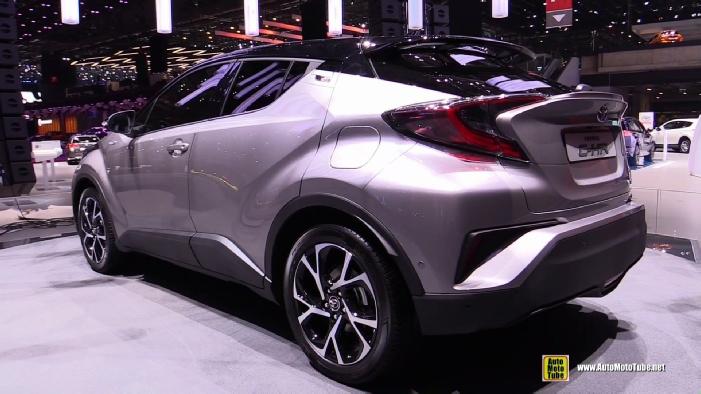 Toyota Of Paris >> 2017 Toyota C-HR at 2016 Geneva Motor Show