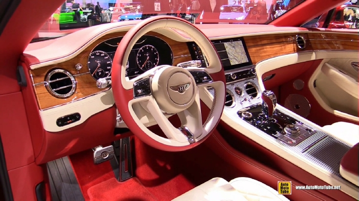 2018 Bentley Continental Gt Interior Bentley