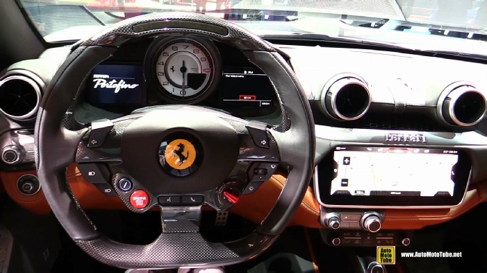 2018 ferrari interior. beautiful interior on 2018 ferrari interior