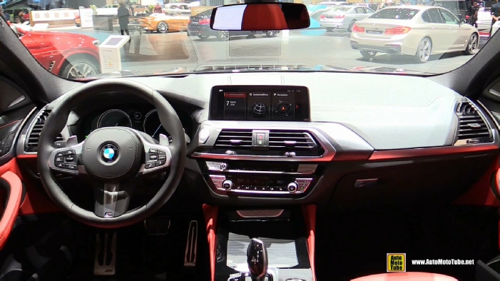 Bmw x4 interior 2019 for Bmw x4 interior
