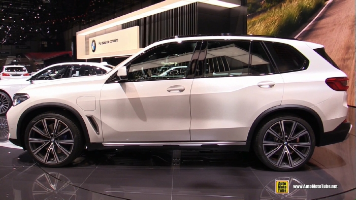 2019 Bmw X5 45e Hybrid At 2019 Geneva Motor Show