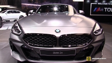 2019 BMW Z4 M40i xDrive at 2019 Geneva Motor Show