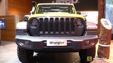 2019 Jeep Wrangler JL Rubicon at 2019 Geneva Motor Show