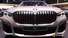 2020 BMW 760Li xdrive at 2019 Geneva Motor Show
