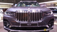 2020 BMW X7 40i xDrive at 2019 Geneva Motor Show