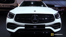 2020 Mercedes GLC 300 4matic at 2019 Geneva Motor Show