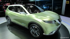 Nissan Hi-Cross Concept at 2012 Los Angeles Auto Show