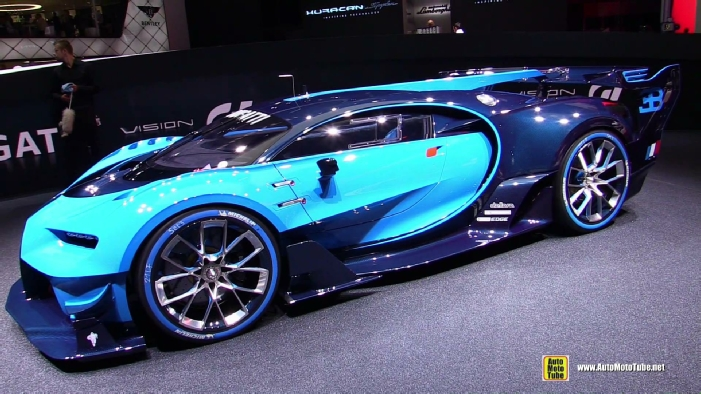 bugatti veyron gran turismo vision concept at 2015. Black Bedroom Furniture Sets. Home Design Ideas