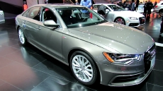 2012 Audi A6 S-Line at 2012 New York Auto Show