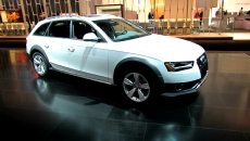 2013 Audi A4 Allroad at 2012 New York Auto Show