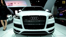 2013 Audi Q7 TDI Quattro S-Line at 2012 Los Angeles Auto Show