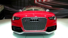 2013 Audi RS5 at 2012 New York Auto Show