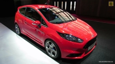 2013 Ford Fiesta ST at 2012 Paris Auto Show