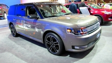2013 Ford Flex Limited at 2012 Toronto Auto Show