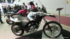 2013 BMW G650GS Sertao at 2013 Montreal Motorcycle Show