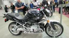 2013 BMW R1200R at 2013 Montreal Motorcycle Show