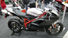 2013 Ducati 848 Evo Corse SE at 2013 Quebec Motorcycle Show