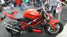 2013 Ducati Streetfighter at 2013 Quebec Motorcycle Show