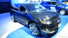 2013 Ford Edge Sport at 2012 Los Angeles Auto Show