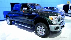 2013 Ford F-350 Super Duty Lariat at 2013 Toronto Auto Show