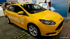 2013 Ford Focus ST at 2013 Ottawa Auto Show