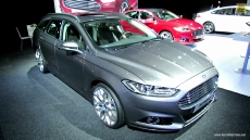 2013 Ford Mondeo Wagon Titanium 2.0 EcoBoost at 2012 Paris Auto Show