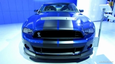 2013 Ford Mustang Shelby GT500 at 2013 Detroit Auto Show