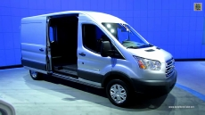 2013 Ford Transit 250 at 2013 Toronto Auto Show