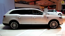 2013 Lincoln MKT at 2013 Detroit Auto Show