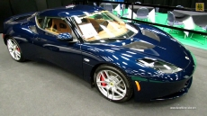 2013 Lotus Evora at 2013 Montreal Auto Show