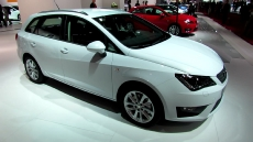 2013 Seat Ibiza ST FR Hatchback at 2012 Paris Auto Show