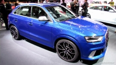2014 Audi RS Q3 at 2013 Frankfurt Motor Show