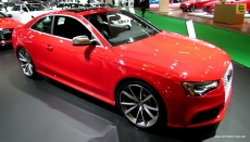 2014 Audi RS5 at 2014 Montreal Auto Show