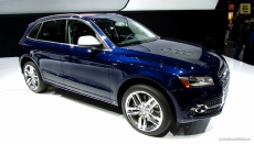 2014 Audi SQ5 - Debut at 2013 Detroit Auto Show